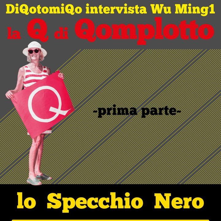 Lo Specchio Nero E21S02 - La Q di Qomplotto - 01/04/2021