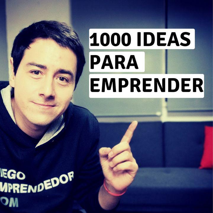 1000 Ideas Para Emprender