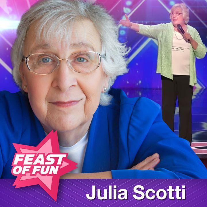 FOF #2969 - Comedian Julia Scotti is Funny That Way