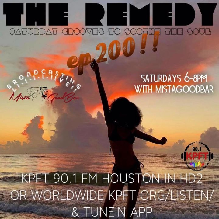 The Remedy Ep 200 April 10th, 2021