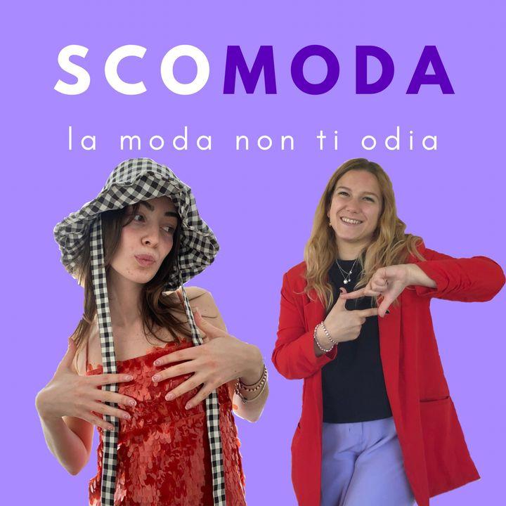 SCOMODA - She's an icon