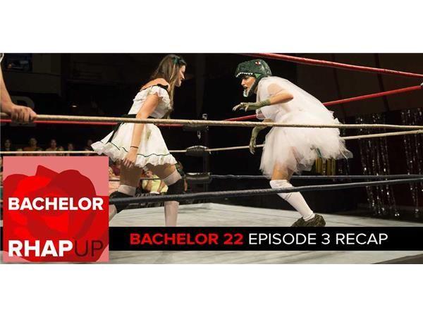 Bachelor Season 22 Episode 3: Dogs, Wine, and GLOB Wrestling