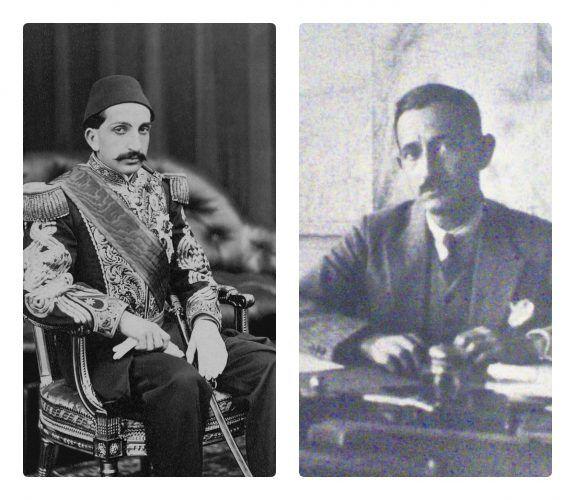 Sultan Hamid'e Atılan İftiralar – Refik Halid