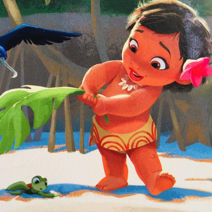 Oceania (+4 anni) - Walt Disney