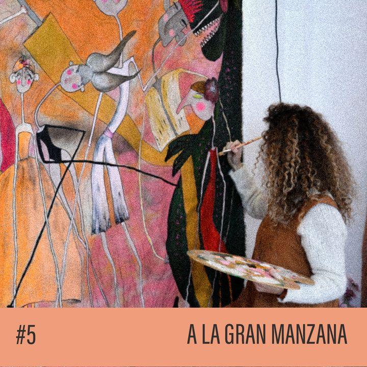 La Tarasca - A la Gran Manzana: Mar de Redin (#5)
