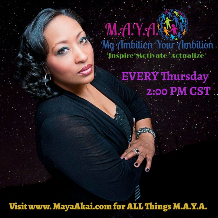 M.A.Y.A. Episode #33, The Emotional and Mental Cleanse, Removing Toxicity from your Life