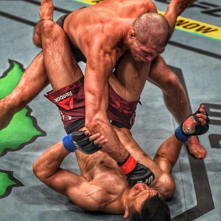 Ortega vs The Korean Zombie / Fight Island 6