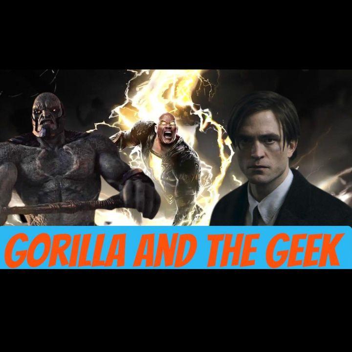 DC Fandom Reaction - Gorilla and The Geek Episode 26