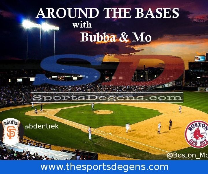 Around the Bases with Bubba & Mo EP 111 - Meet the Mets with Tim Britton of The Atheltic