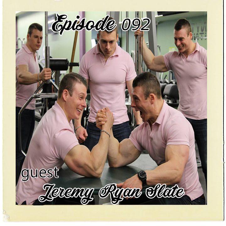 The Cannoli Coach: A Long Strange Trip w/Jeremy Ryan Slate   Episode 092
