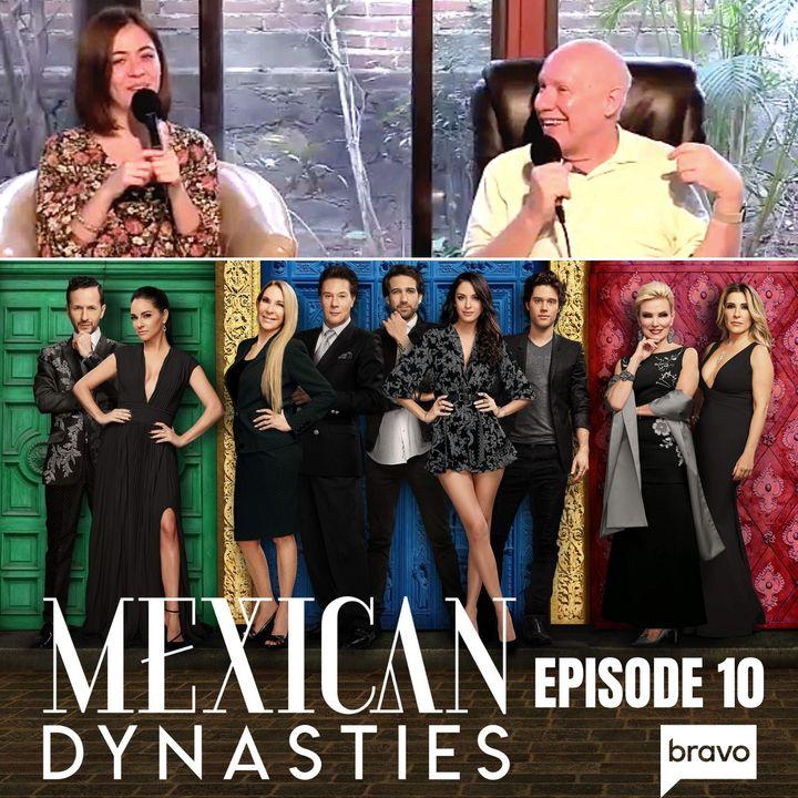 """Tv Episodio 10 de Dinastías Mexicanas """"La sangre es más espesa que el tequila"""" - Comentario de David Hoffmeister - Traducción al Español"""