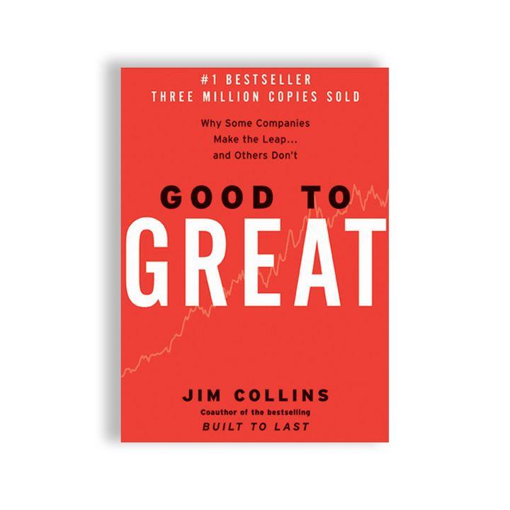 Da buono a grandioso - Good to great -  Jim Collins