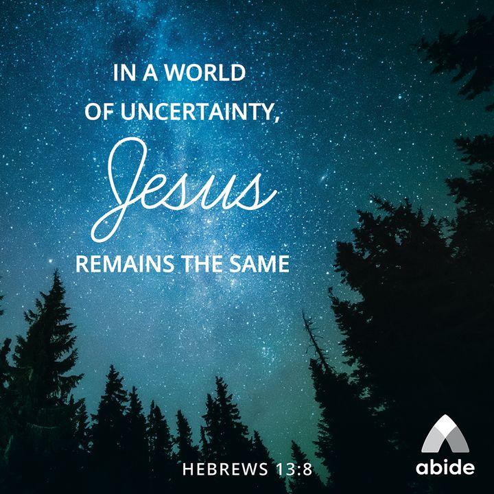 Same God in an Uncertain World