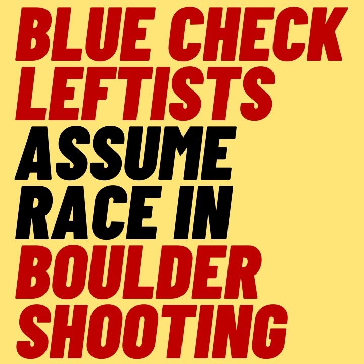 LEFTIST TWEETS ABOUT COLORADO SHOOTING WERE WRONG