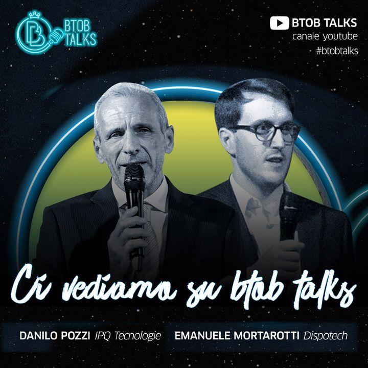 Danilo Pozzi e Emanuele Mortarotti