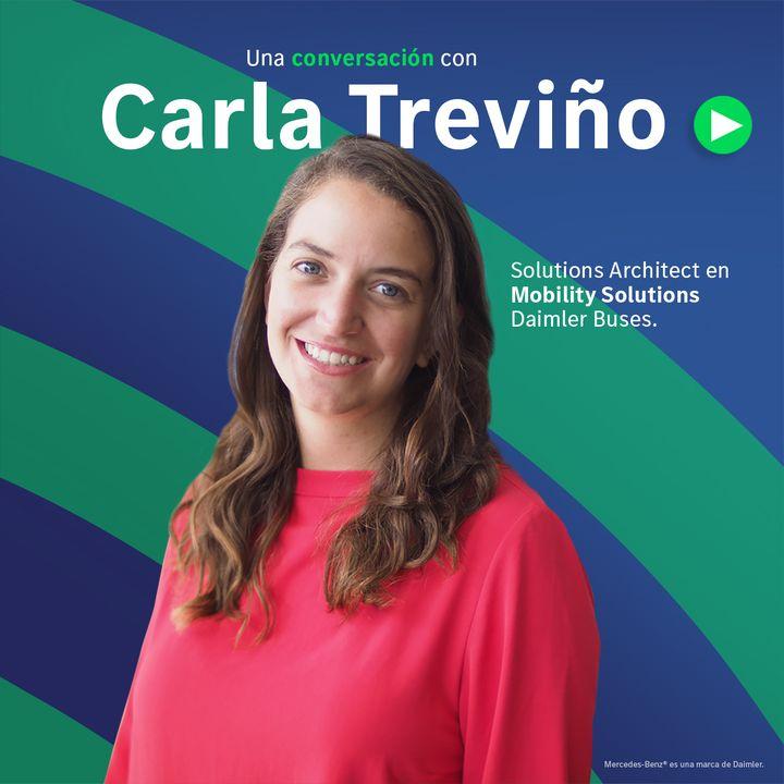 3. Una mexicana en Alemania diseñando el futuro de la movilidad con Carla Treviño