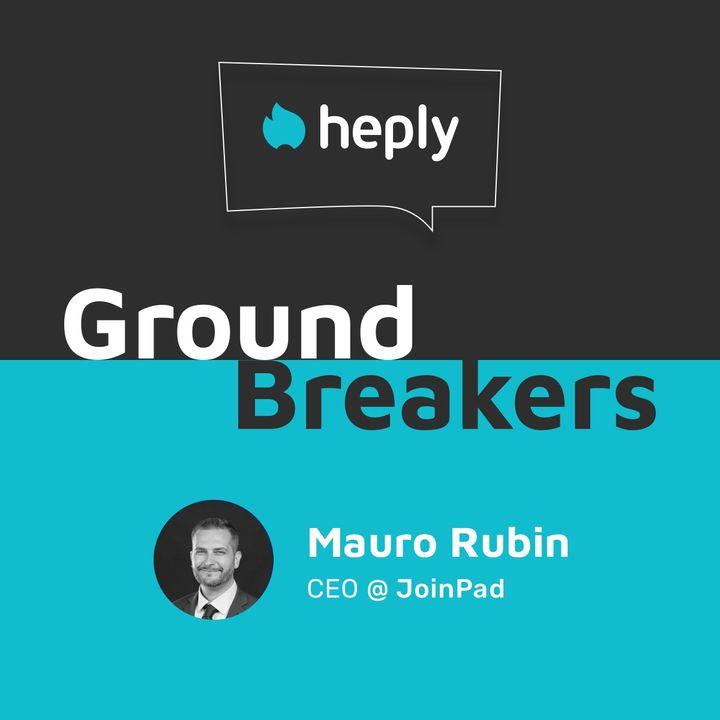 Mauro Rubin- JoinPad- CEO