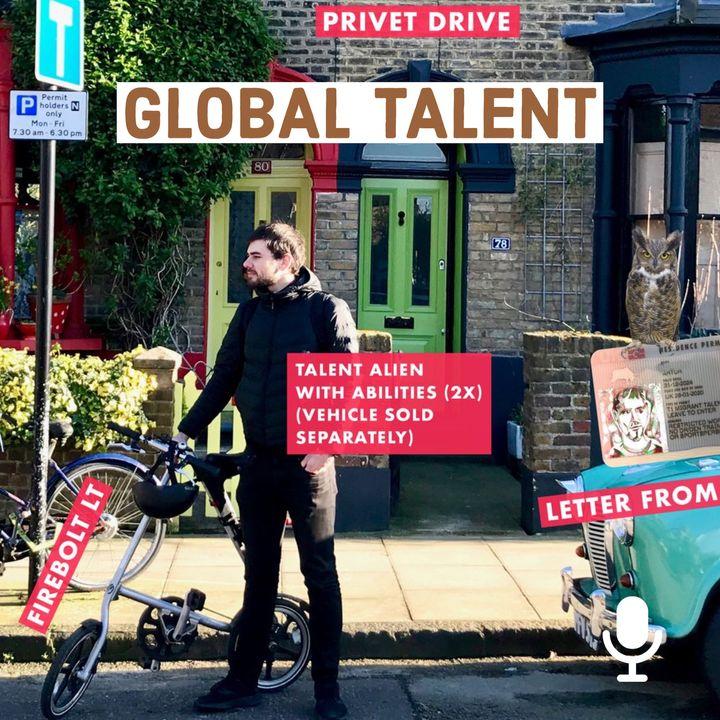 Британская виза для таланта - бонус трек
