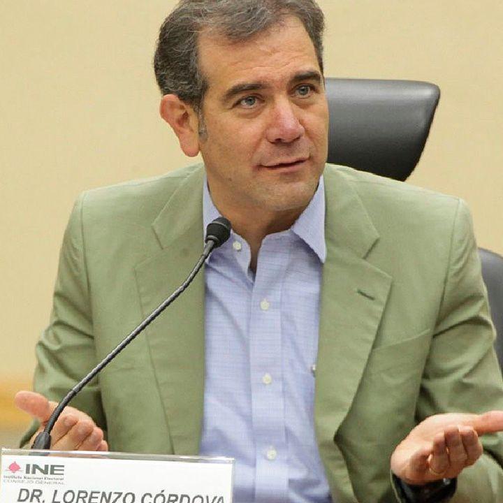La democracia se protege jugando conforme a las reglas, pero sobre todo con la tolerancia: Lorenzo Córdova