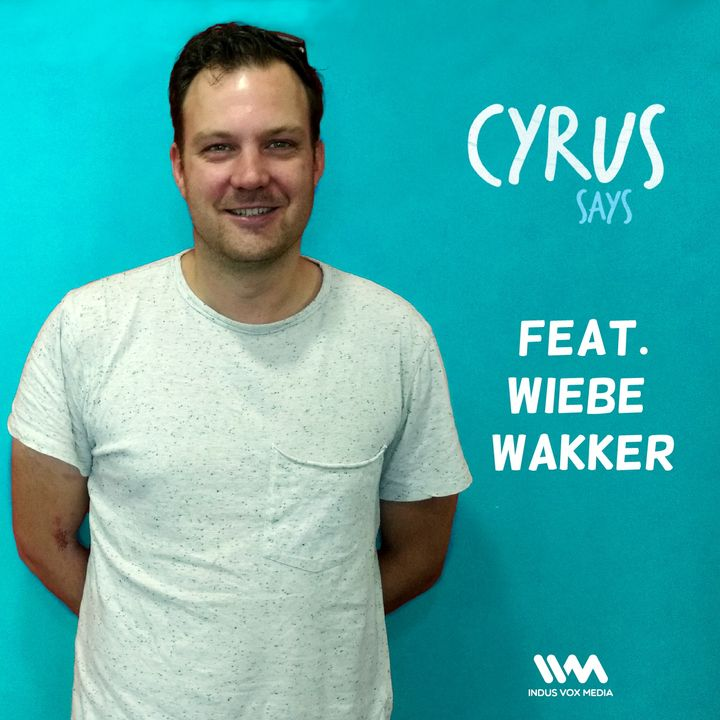 Ep. 165: feat. Electric Car Traveler Wiebe Wakker