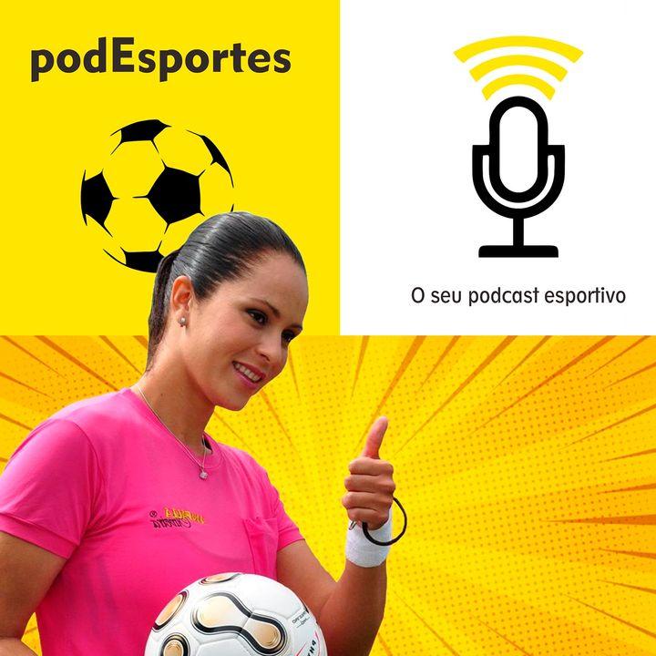 Ana Paula Oliveira no podEsportes