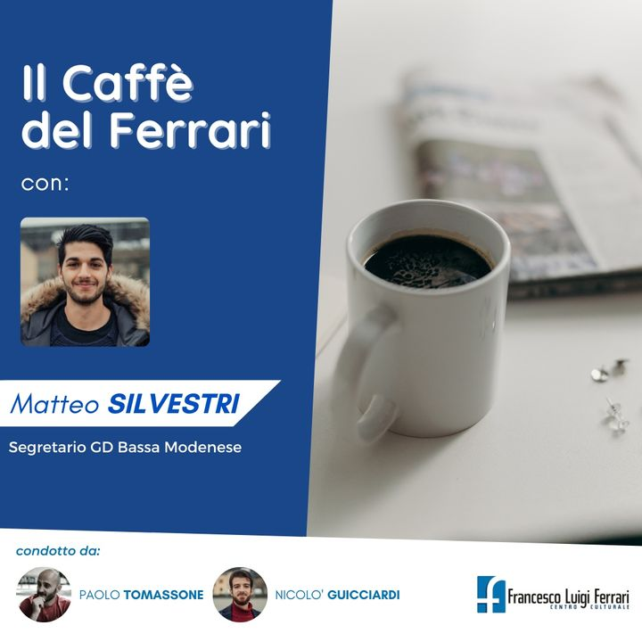 #caffèFerrari - Intervista a Matteo Silvestri