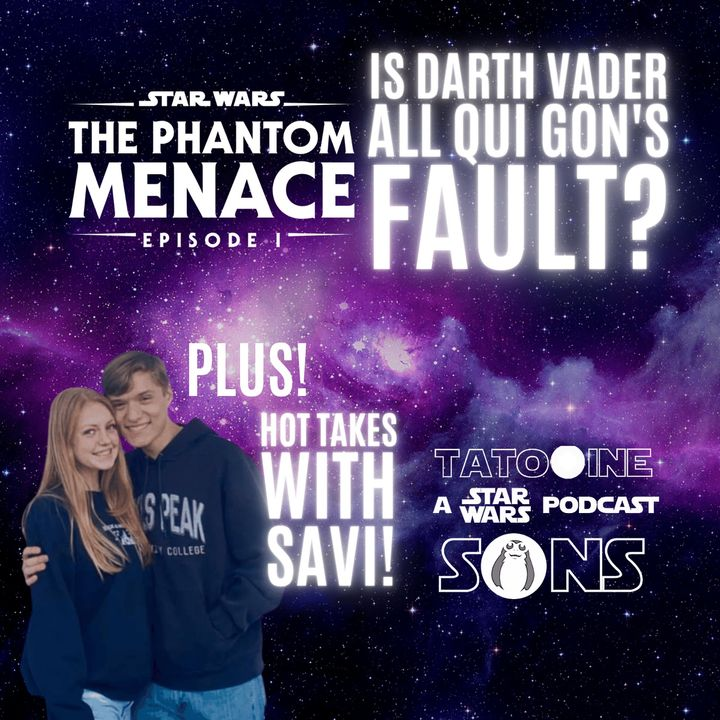 Is Darth Vader all Qui Gon's Fault?