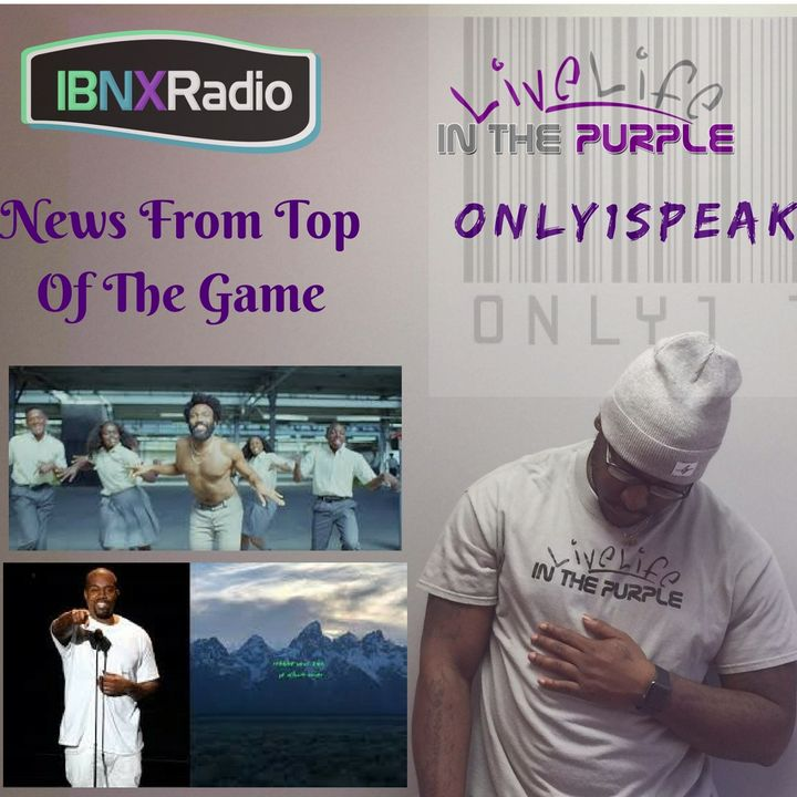 Only1Speaks segment with Only1Tipy Recording Artist