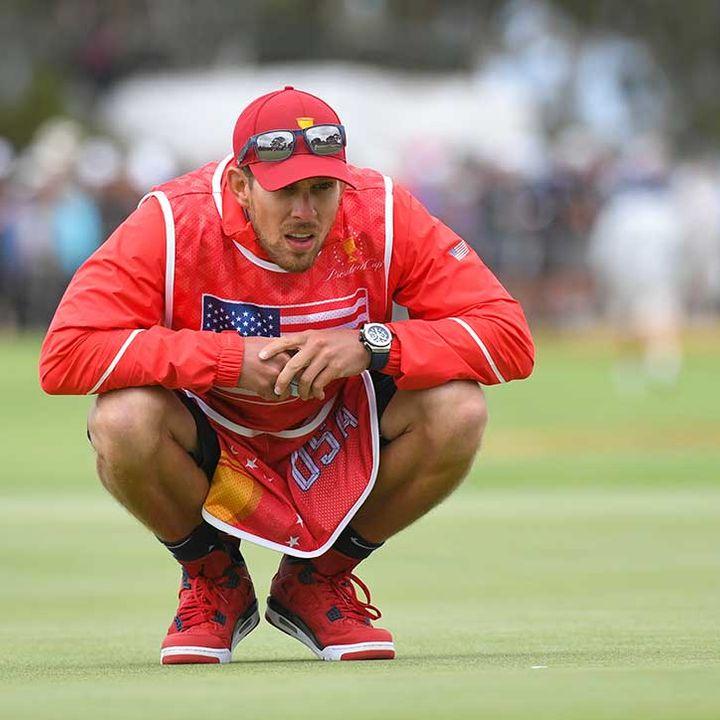 PGA Tour Caddy Kessler Karain