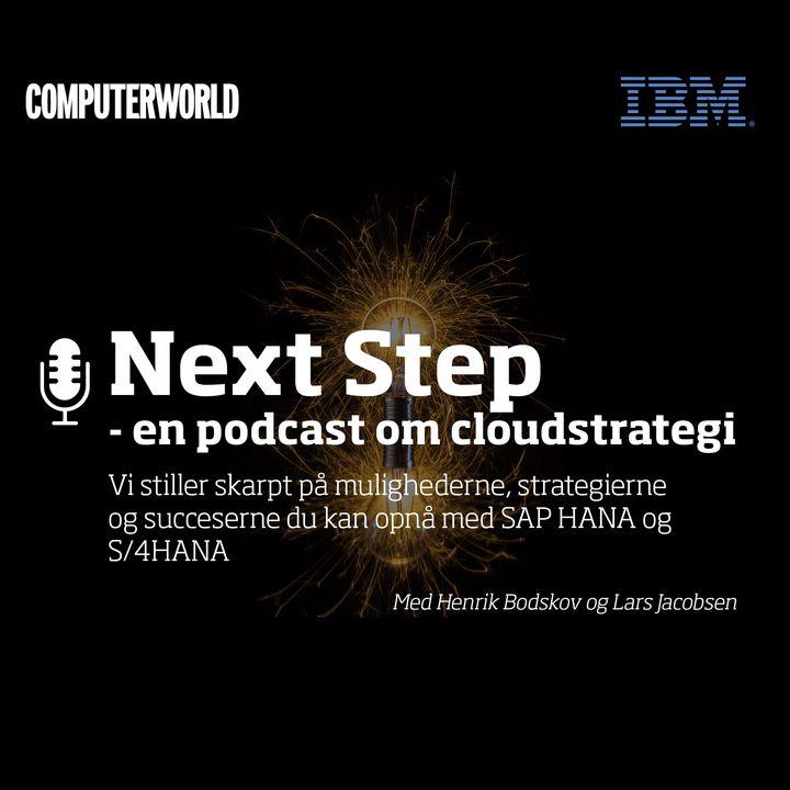 Next Step - en podcast om cloudstrategi