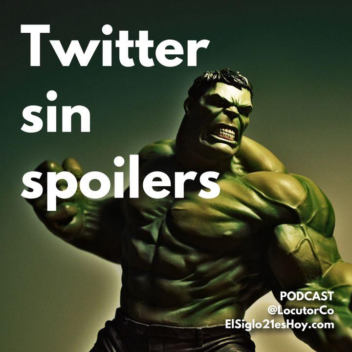 Bloquear spoilers en Twitter