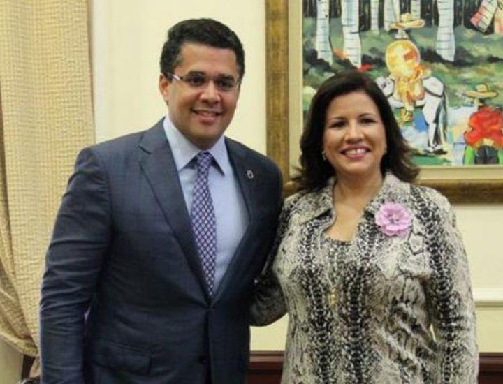 David Collado, candidato presidencial ¿PRD o PRSC?