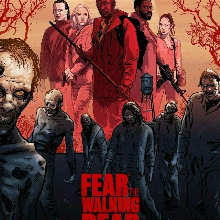 Fear TWD.
