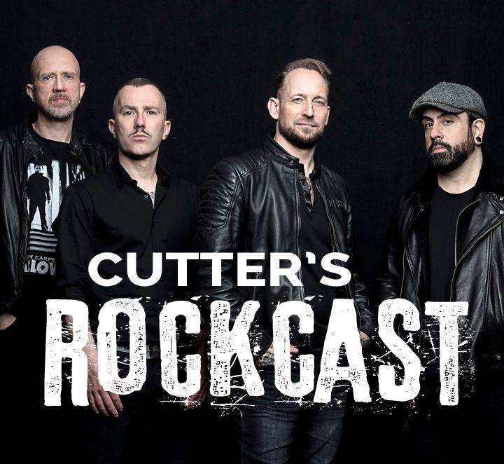 Rockcast 188 - Kasper from Volbeat