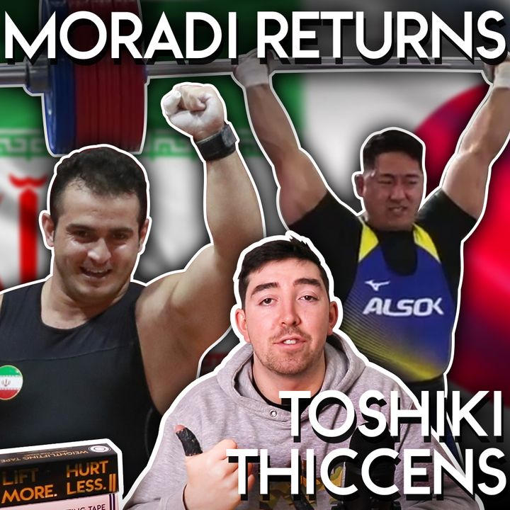 Sohrab Moradi Returns with a Huge Snatch   WL News