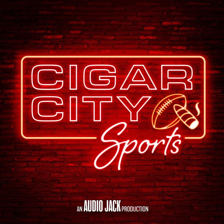 Cigar City Sports Podcast Episode - 15