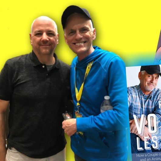#287: My TerrifiCon Q&A with legendary voice actor Rob Paulsen!