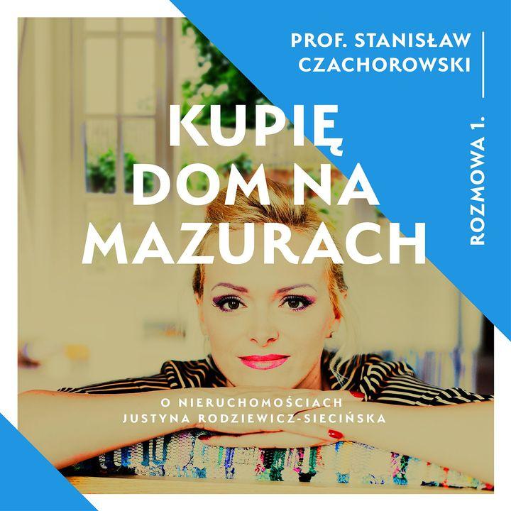 #1 Ogród nie tylko raduje ale i ratuje /prof. Stanisław Czachorowski/.mp3