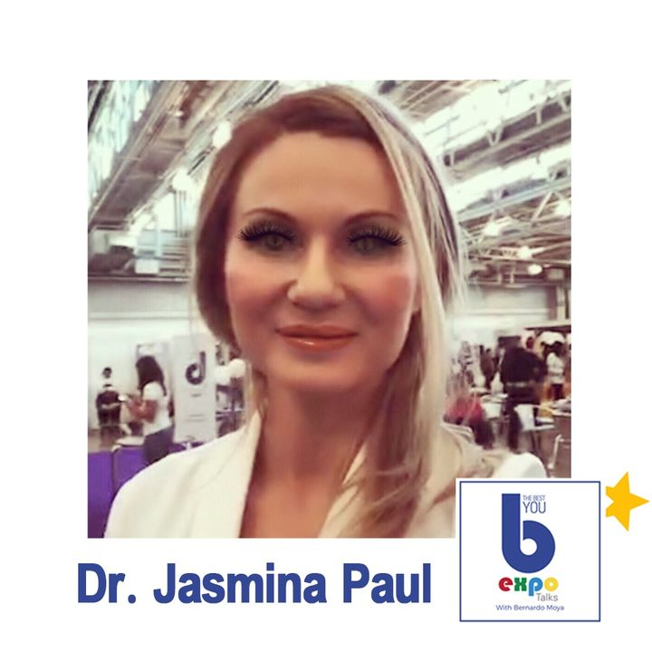 Dr. Jasmina Paul at The Best You EXPO