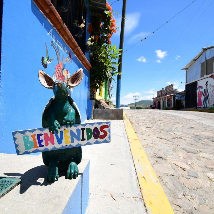 Ešus 4/10/2021: mexické povídání s Evou