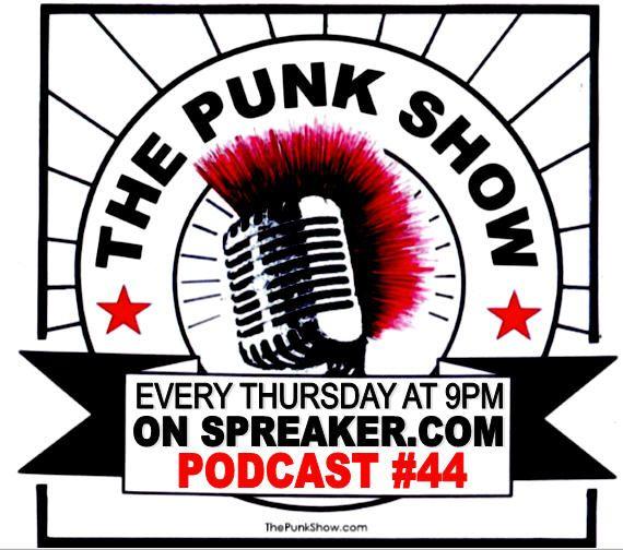 The Punk Show #44 - 12/19/2019