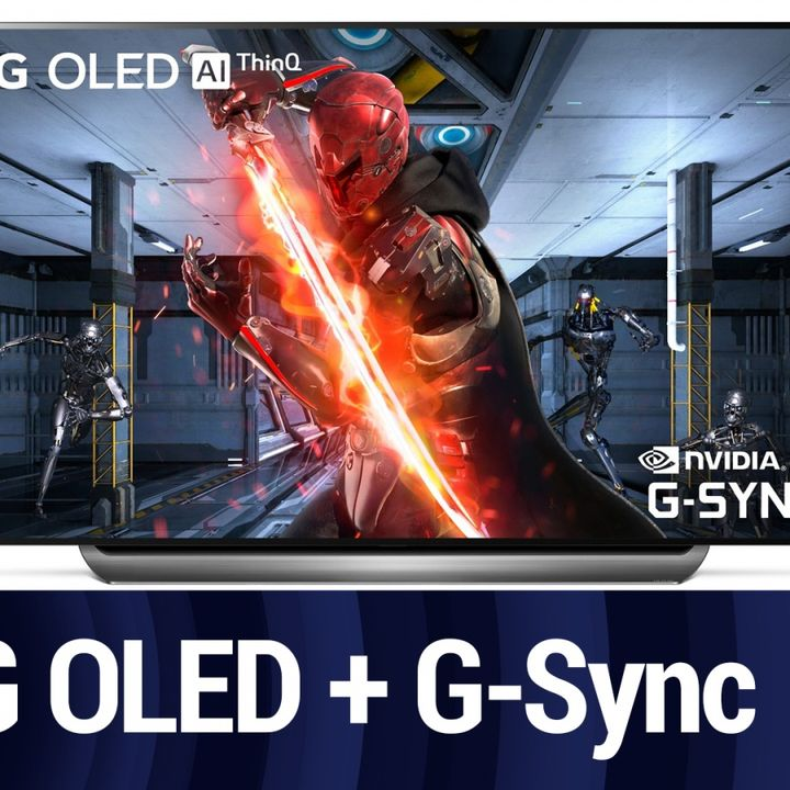 G-Sync Compatible Validation for LG OLED TVs   TWiT Bits