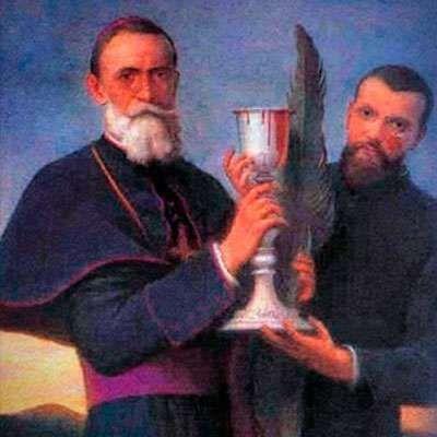 Santos Luis Versiglia y Calixto Caravario, mártires