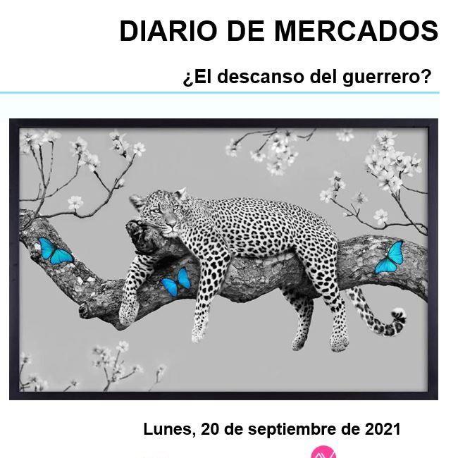 DIARIO DE MERCADOS Lunes 20 Sept