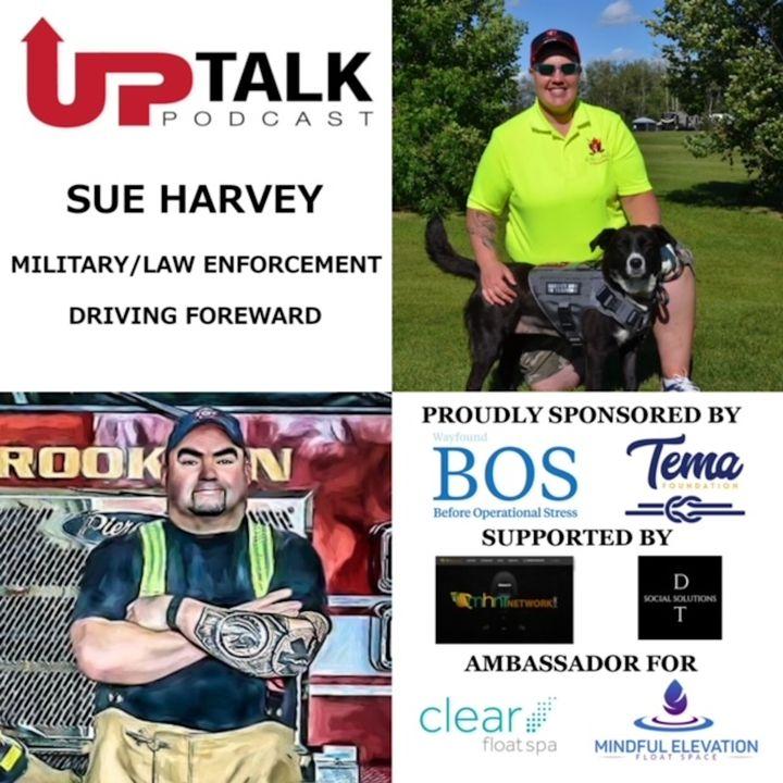 S5E27: Sue Harvey