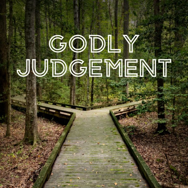Godly Judgment with lake waves