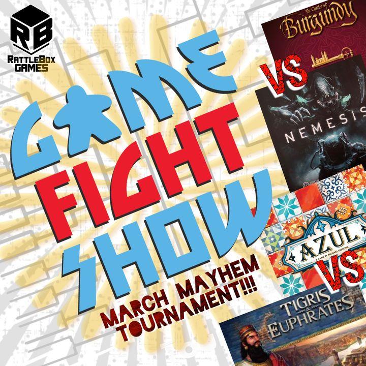March Mayhem Tournament 2021- Day Four
