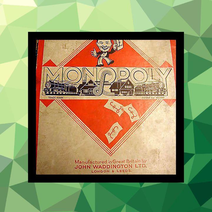 99 - Monopoly y los prisioneros de guerra británicos