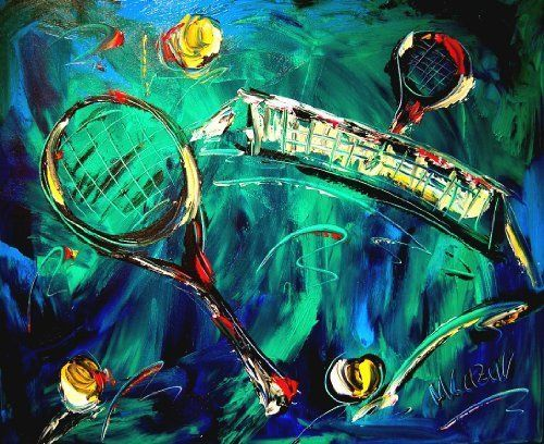 Tennis Sweetspot by Tryana  Tennis