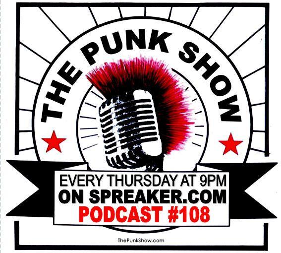 The Punk Show #108 - 04/15/2021